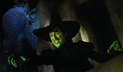 Dreams about Death - Wicked witch of the West as negative mother