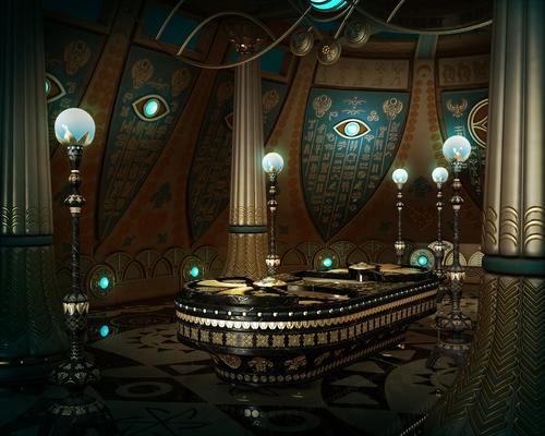 Houses in dreams: hidden or secret rooms