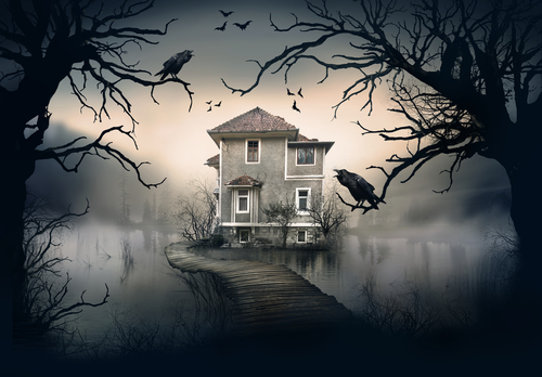 houses in dreams: ghosts from the past
