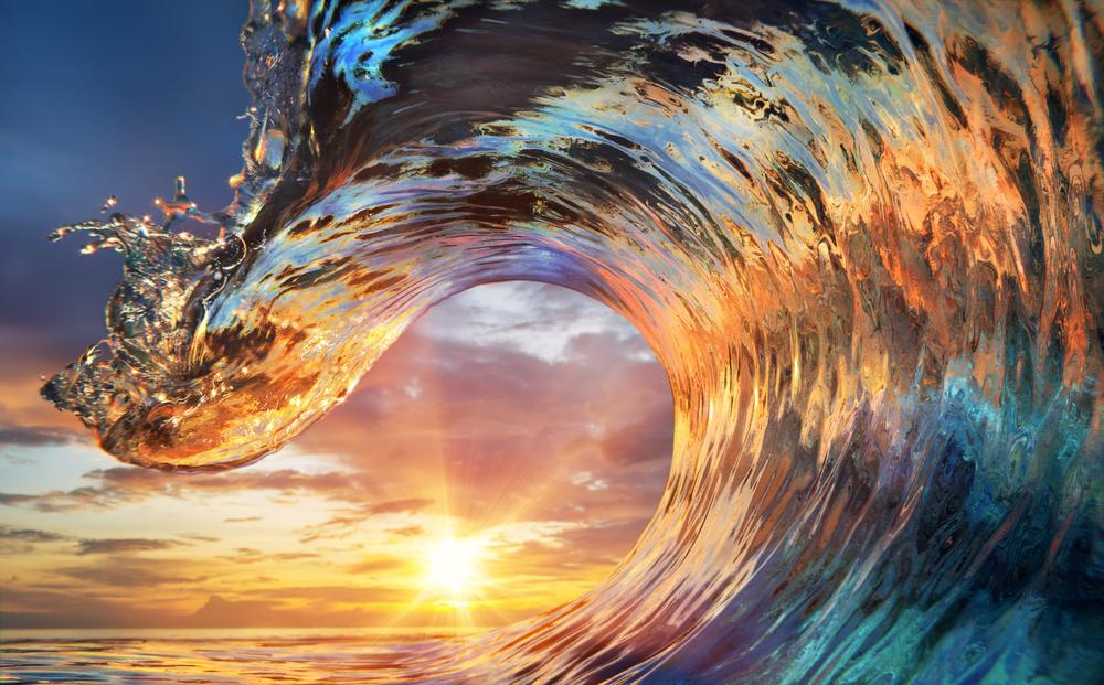 Water in Dreams tidal waves